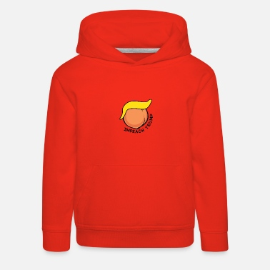 Trump Impeached Impeachment - Kids' Premium Hoodie