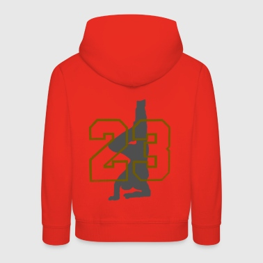 break dance - Kids' Premium Hoodie