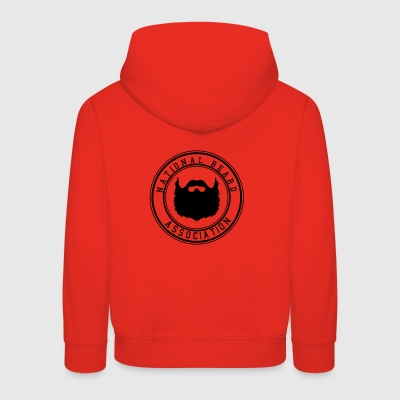 Association nationale Barbe - Pull à capuche Premium Enfant