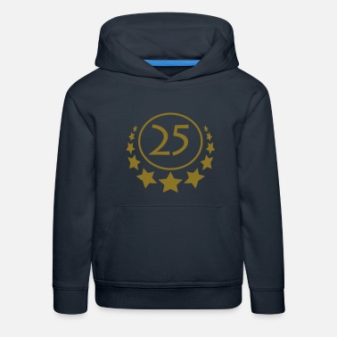 25 25 - Sweat à capuche premium Enfant