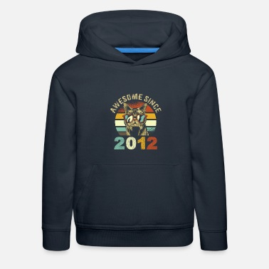 Since Awesome Since 2012 - Kinder Premium Hoodie