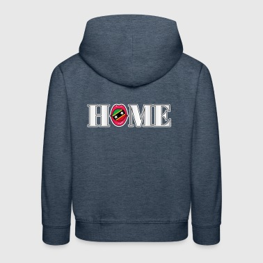 St. Kitts and Nevis Home gift - Kids' Premium Hoodie
