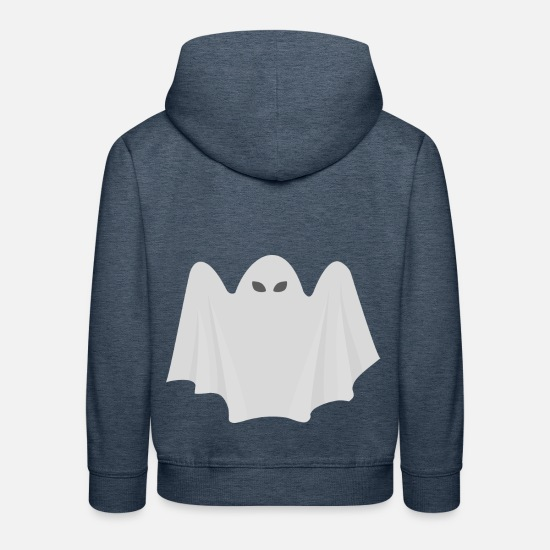 Influenza Hoodies & Sweatshirts - spirit - Kids' Premium Hoodie heather denim
