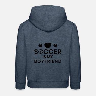 Football Game women's football - Kids' Premium Hoodie