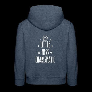 Little miss Charismatic - Kids' Premium Hoodie