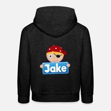 Jake Little Pirate Jake - Kids' Premium Hoodie