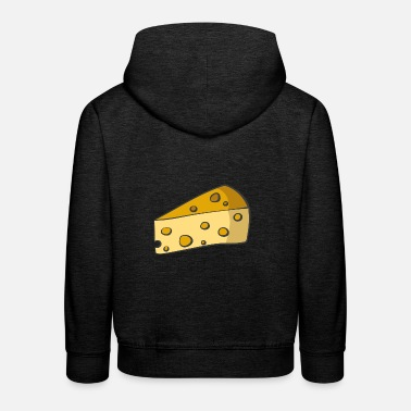 Fromage fromage - Pull à capuche Premium Enfant