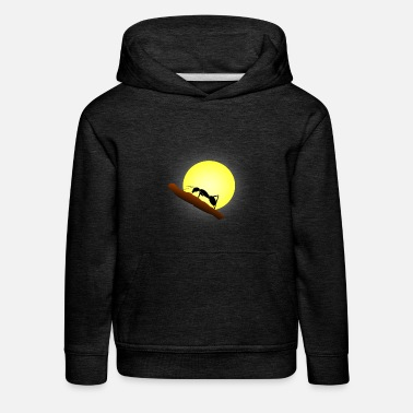 The ant and the moon - Kids' Premium Hoodie