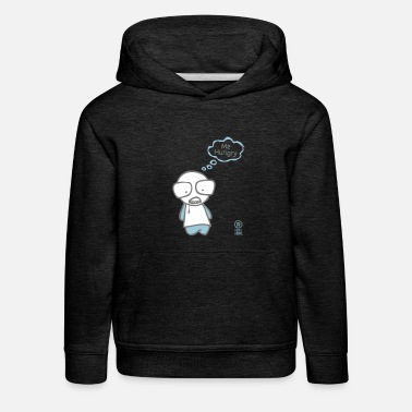 Mummy Daddy Me Me Hungry - Kind hat hunger! - Futter mich Baby - Kinder Premium Hoodie