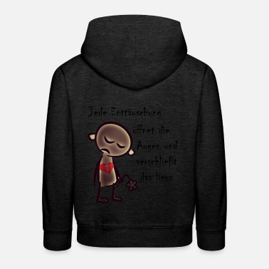 disappointment - Kids' Premium Hoodie