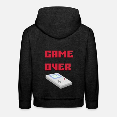 Game Over Game over - Kids' Premium Hoodie