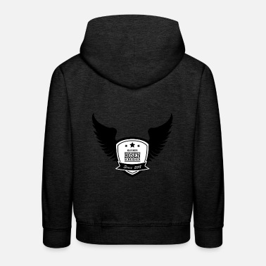 Little panties Wings - Kids' Premium Hoodie