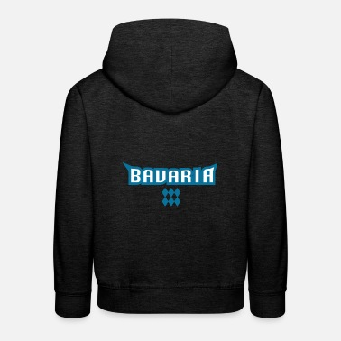 Mode Bavaria Tradition - Kinder Premium Hoodie