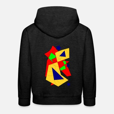 Form to form - Kids' Premium Hoodie