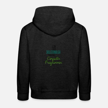 Informatique Programmeur informatique - Sweat à capuche premium Enfant