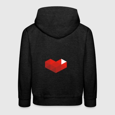 Youtube gaming - Pull à capuche Premium Enfant