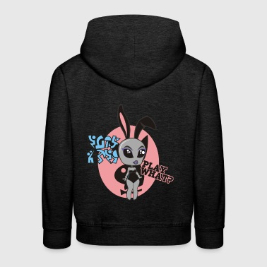 Penny - Play What? - Kids' Premium Hoodie