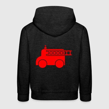 fire Department - Kids' Premium Hoodie