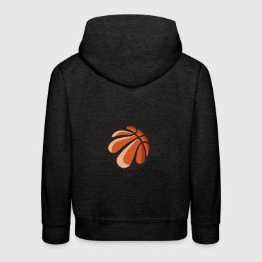Basketball winners club - Kids' Premium Hoodie