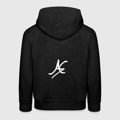 AS Original White Edition - Kinder Premium Hoodie