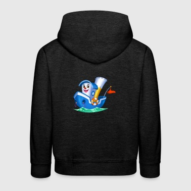 Little Boat Arthur Collection - Kids' Premium Hoodie