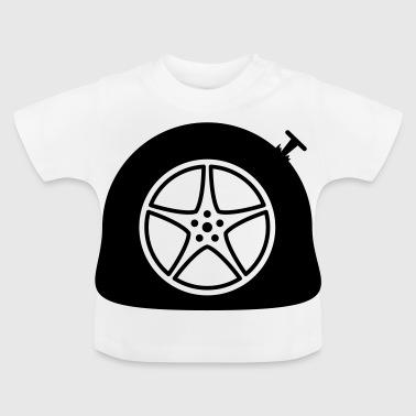 suchbegriff 39 autoreifen comic 39 t shirts online bestellen spreadshirt. Black Bedroom Furniture Sets. Home Design Ideas