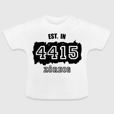 Established 4415 Zörbig - Baby T-Shirt