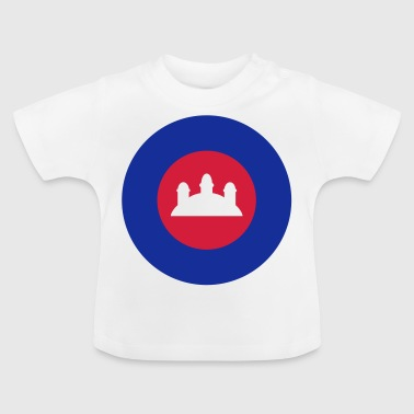 Cambodian Roundel - Baby T-Shirt