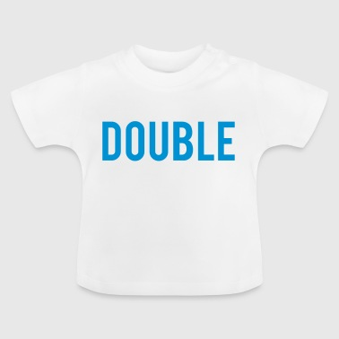 Double Trouble - Camiseta bebé