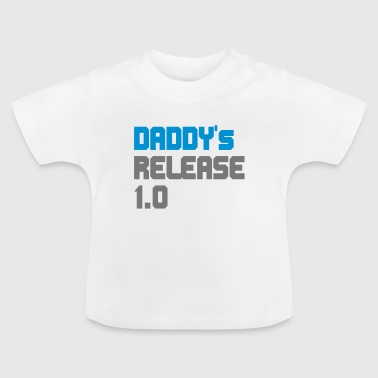 DADDY udgivelse 1.0 - Baby T-shirt
