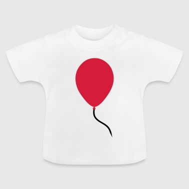 Red Balloon - Baby T-Shirt