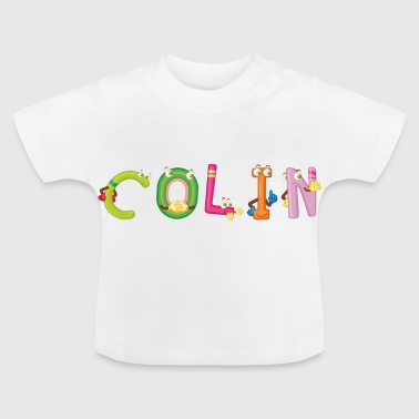 Colin - Baby T-Shirt