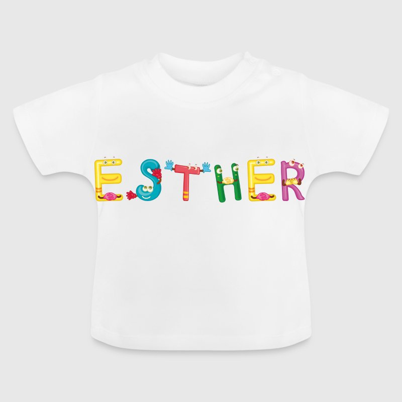 Esther - Baby T-Shirt