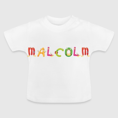 Malcolm - Baby T-Shirt