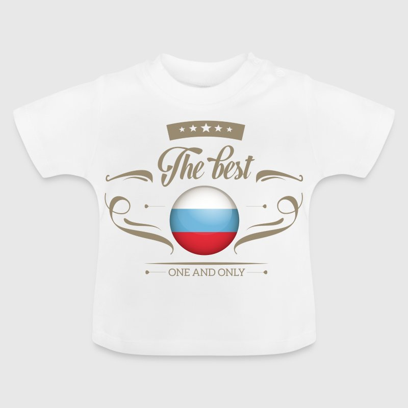 The Best Russland - Russia - Baby T-Shirt