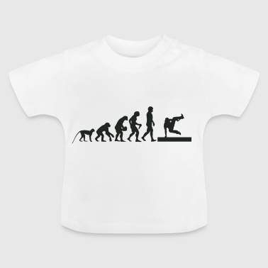 B-Boy Evolution - Baby T-Shirt