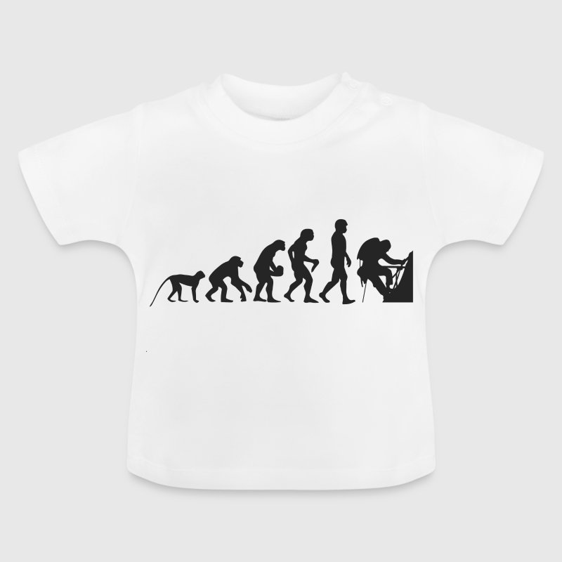 Evolution Mountaineer - Baby T-Shirt