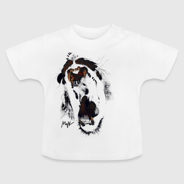 Lions' jaw - Baby T-Shirt