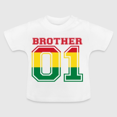 bruder brother 01 king Bolivien - Baby T-Shirt