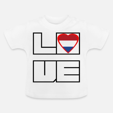 Holland Loveland Roots holland - Baby T-shirt