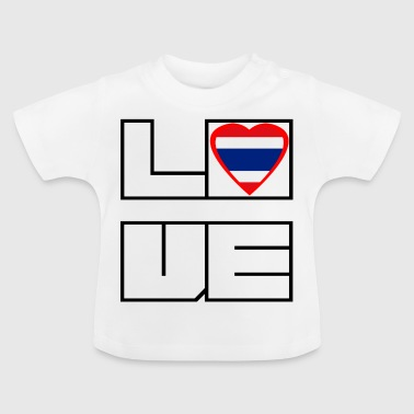 Love Land Roots Thailand - Baby T-Shirt