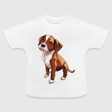 Pedir en línea Boxer Alemán Camisetas bebé | Spreadshirt