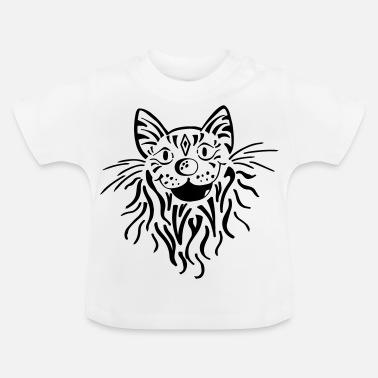 Koszulki Dla Bobasów Z Motywem Pręgowany Tygrysio Zamów Online