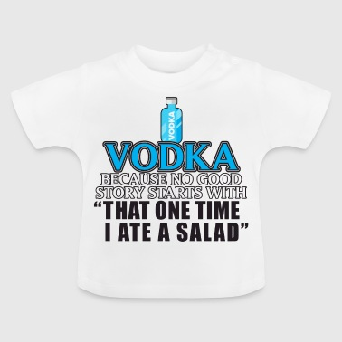 Vodka alcohol vodka - Baby T-Shirt