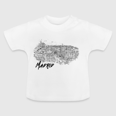 Madrid - City - Stadt - Baby T-Shirt