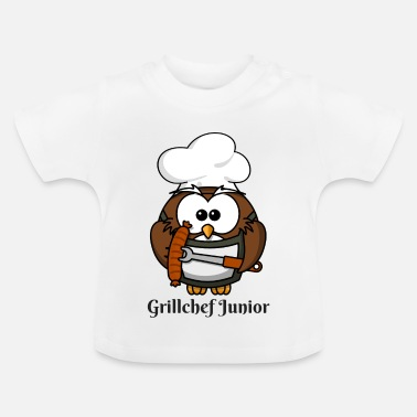 Junior Grillchef Junior - Baby T-Shirt