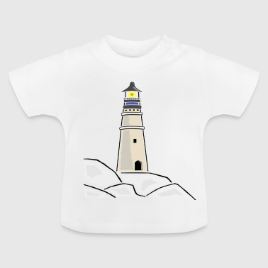 maritim Lighthouse - Baby T-shirt