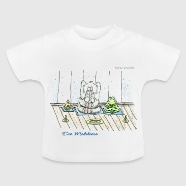 The meditators - Baby T-Shirt