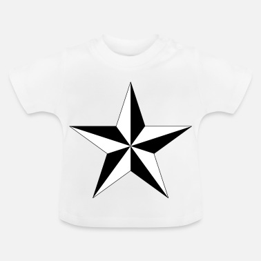 Nautical Nautical star - Baby T-Shirt