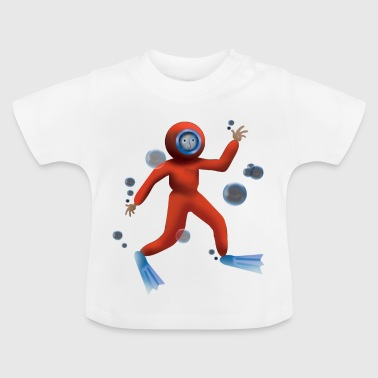 Deep Sea Diving - Baby T-Shirt